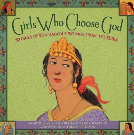 Girls Who Choose God Blog Tour