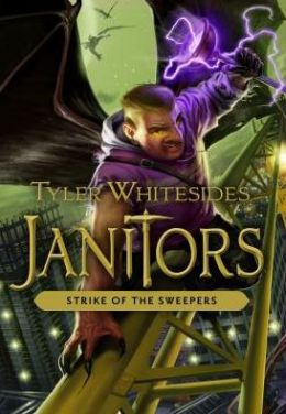 Janitors: Strike of the Sweepers Blog Tour