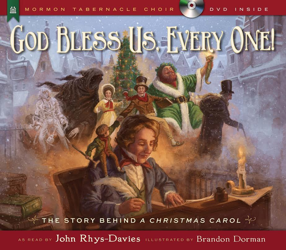 God Bless Us, Every One: The Story Behind a Christmas Carol~ Blog Tour