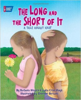 The Long and the Short of It: A Tale About Hair ~ Child's Book Review