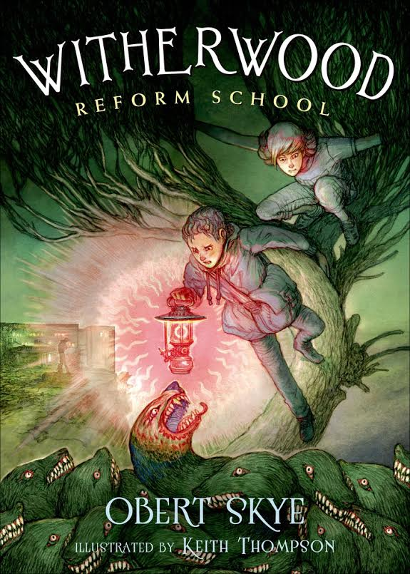 Witherwood Reform School Blog Tour and Giveaway