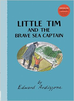 Little Tim and the Brave Sea Captain by Edward Ardizzone ~ Review