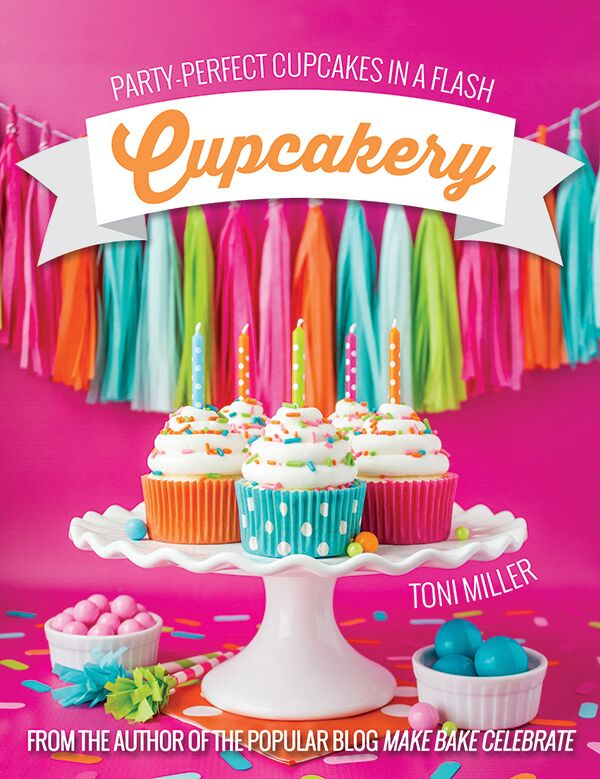 Cupcakery Blog Tour and Giveaway