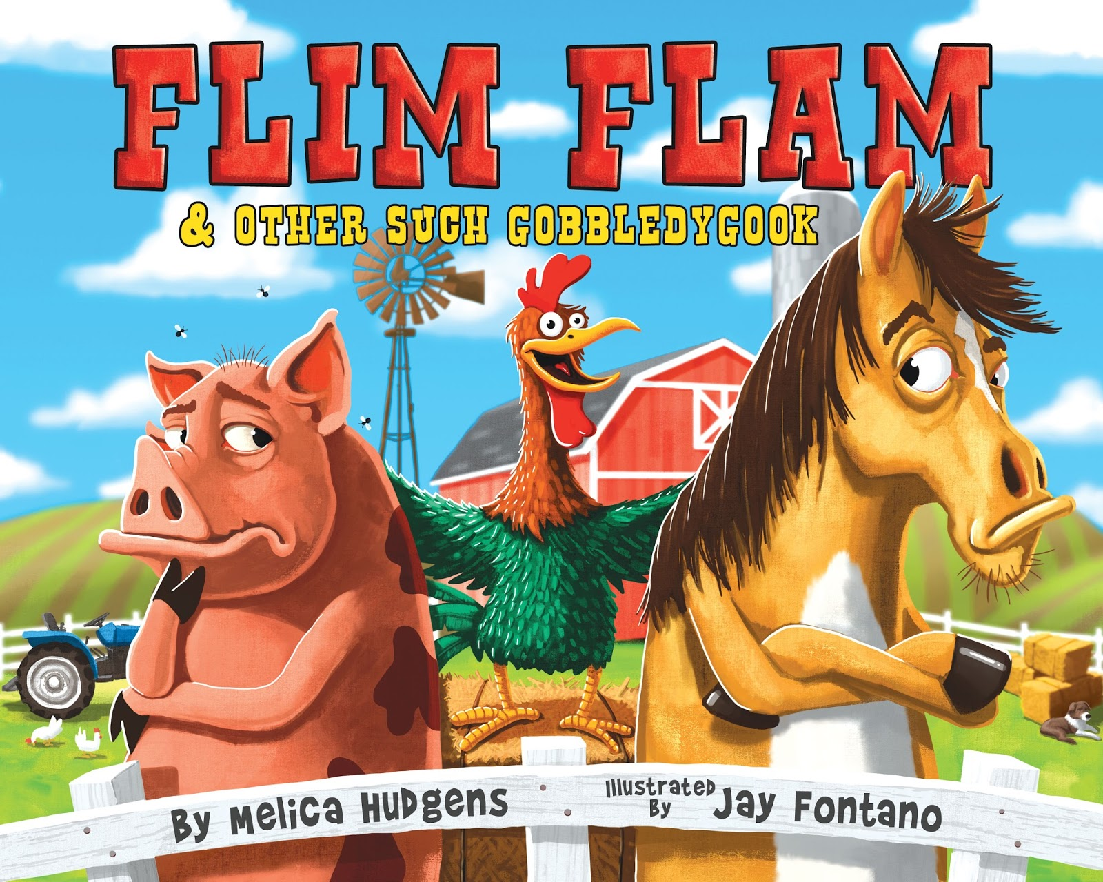 Blog Tour: Flim Flam and Other Such Gobbledygook