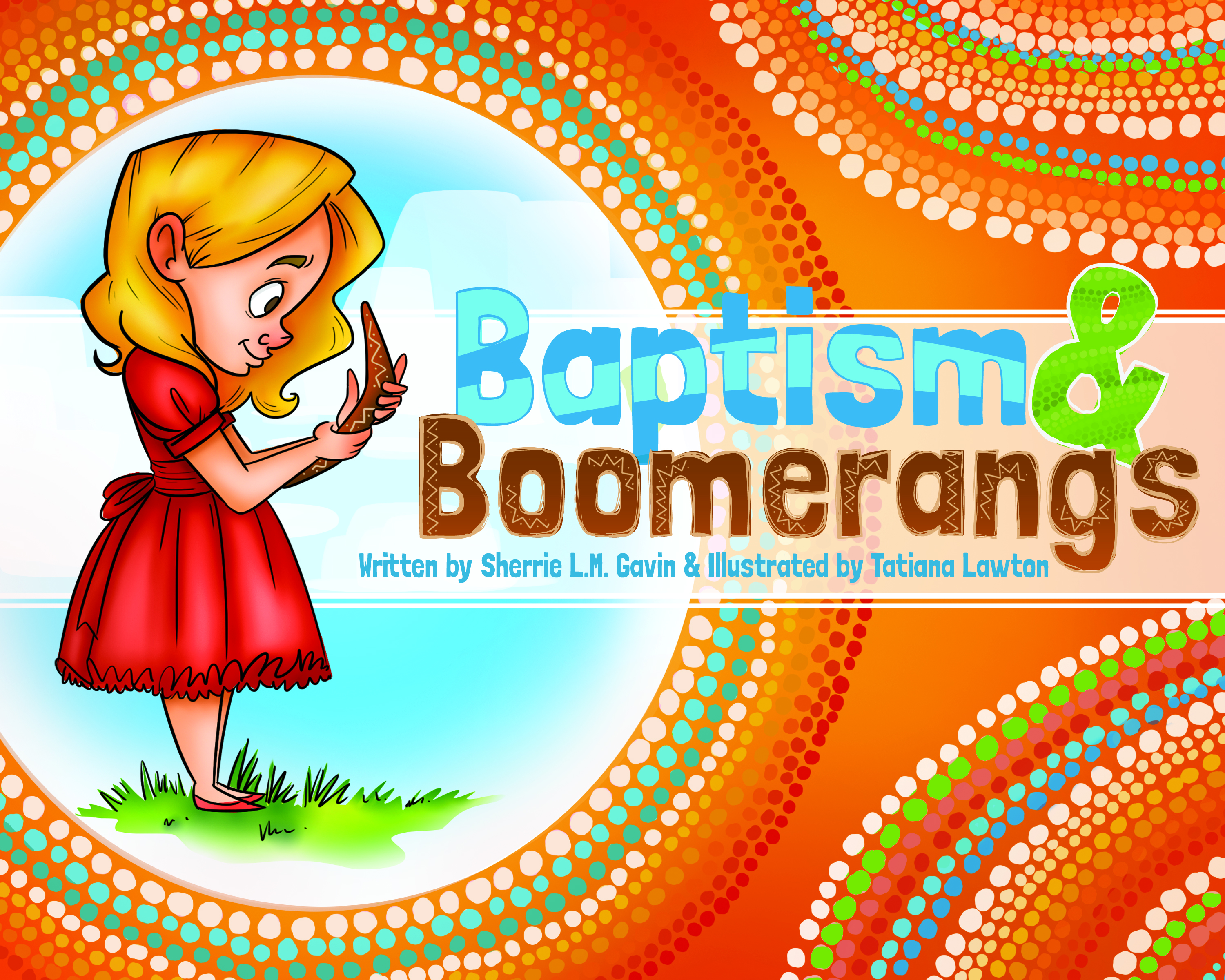 Baptism and Boomerangs Blog Tour