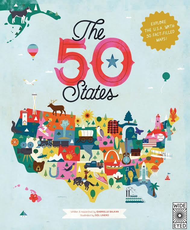 The 50 States Fun Facts Blog Tour