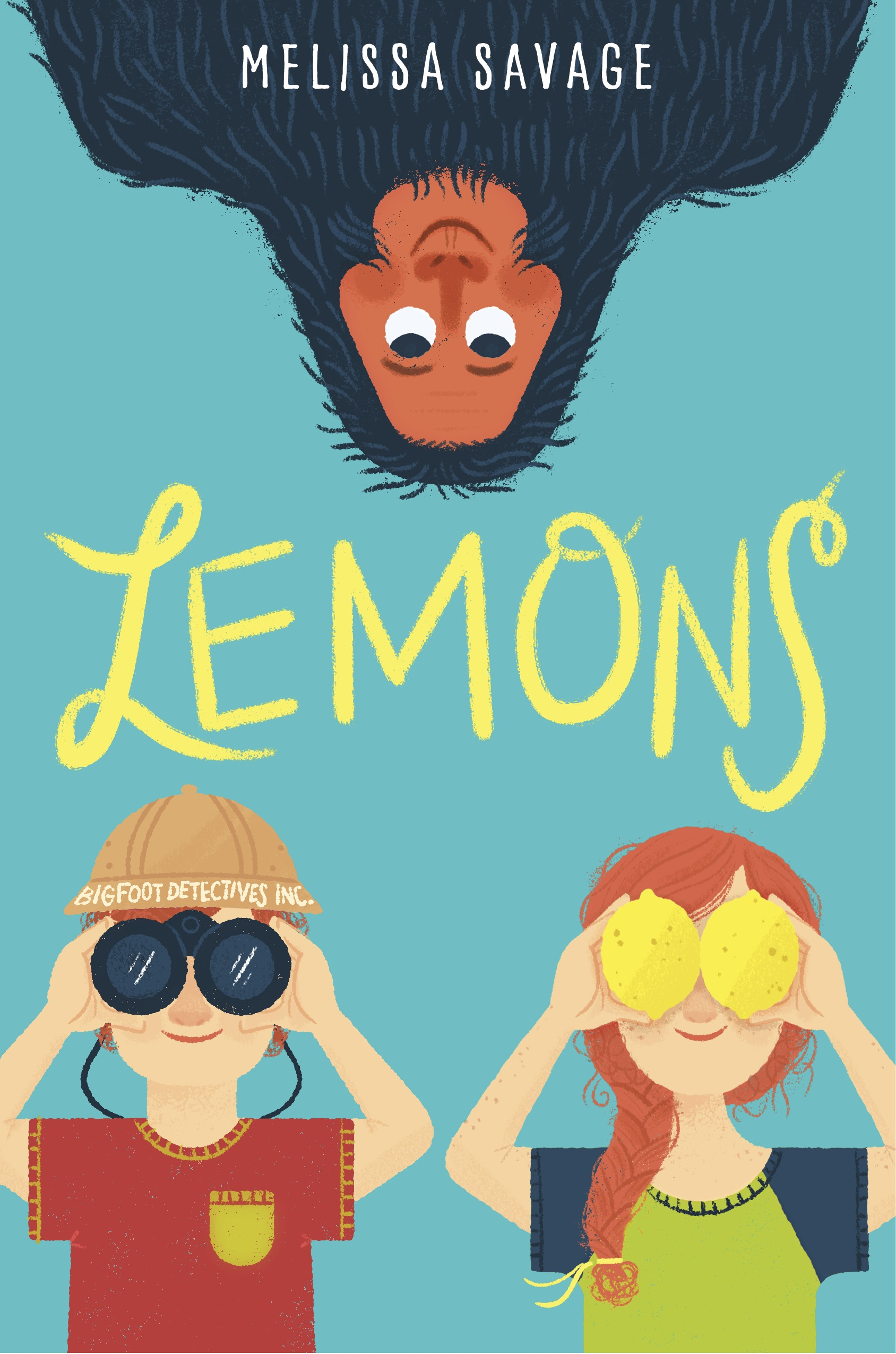 Lemons by Melissa Savage