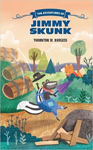 a skunk that wants to nap in thornton w burgess the adventures of jimmy skunk As with all thornton burgess books, jimmy skunk leaves listeners with positive morals and values thornton w burgess was a conservationist and author of children's stories he loved the beauty of nature and its living creatures so much that he wrote about them for 50 years.