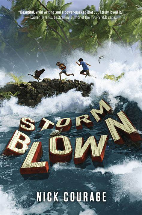 Storm Blown by Nick Courage Blog Tour