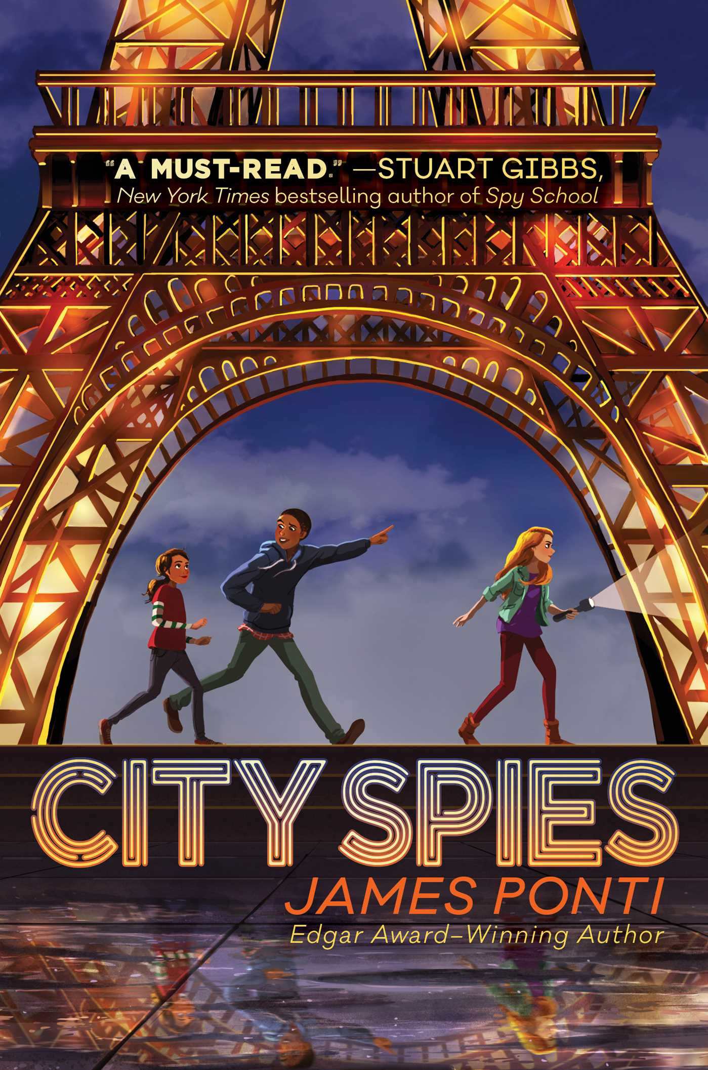 City Spies Blog Tour